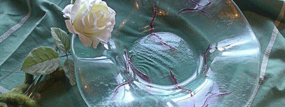 Schalen aus Glas